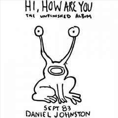 Daniel Johnston,illustration,art singulier,musique