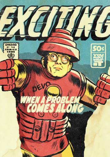 butcher billy, détournement, graphisme, illustrateur, illustration, gif animé, super héros,musique