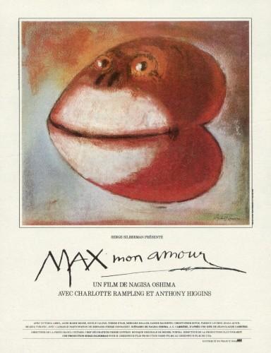 André François, illustrateur, illustration, affiches, publicit, Max mon amour
