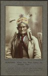geronimo, photo, indiens, resistance