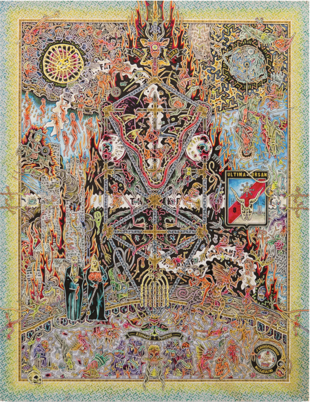 henriette valium,patrick henley,graphisme,illustration,graphzines,bd,peinture