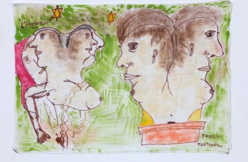 art singulier, Franck Montardier, Amiens, peinture