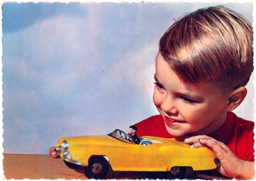 carte postale,enfant,jouet,no comment