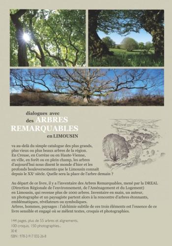 Dialogues avec des arbres remarquables, Les Ardents Éditeurs, arbres honorables, extraordinaires, livre, châtaignier