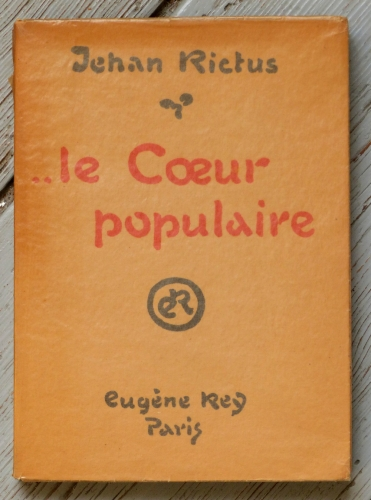 Jehan Rictus, Virus, Au Diable Vauvert, livre,Cd,politique,résistance