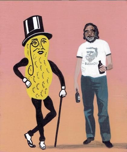 javier mayoral,peinture,art singukier,art modeste,humour