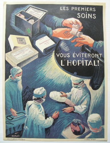 affiche, illustrateur, illustration, sécurité