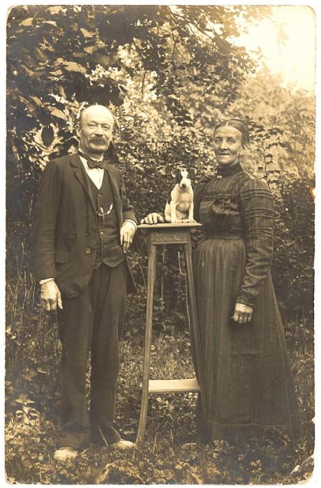 photographie ancienne,chien,chiens etmaîtres,collection Les Beaux Dimanches, collection L. Jacquy,photographie