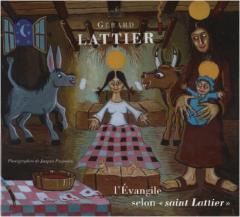Gérad Lattier, peinture, peinture naïve, art populaire