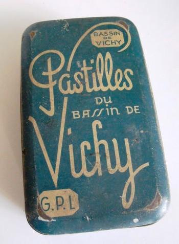 Pastille valda,vichy,réclame,publicité ancienne,collection,plaque émaillée,les beaux dimanches