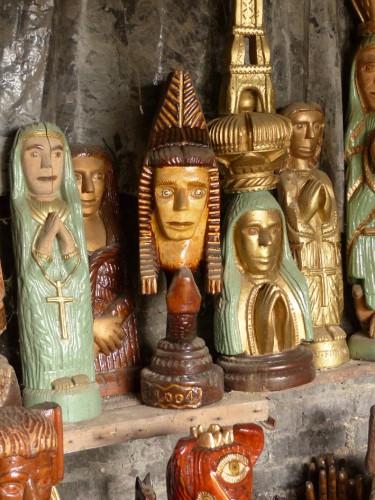 josé leitao,sculpture bois,ailly sur somme,art brut,art insolite,art singulier,picardie,somme,art modeste,Laurent Jacquy