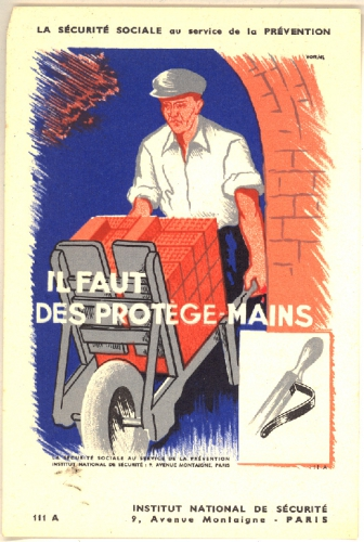 affiche sécurité,affiches,illustrateur,ollustration,le guillerm, jean desaleux,