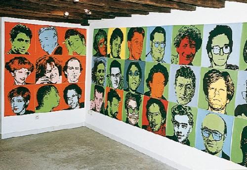 Jean-François Danquin,peinture,portrait,art populaire,artiste amiens,
