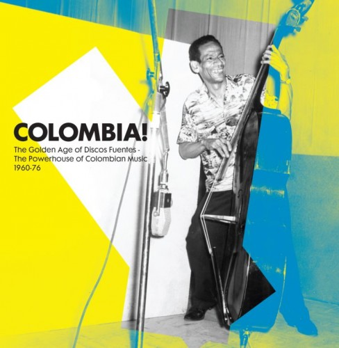 Colombia!,disco fuentes,lito Barrientos