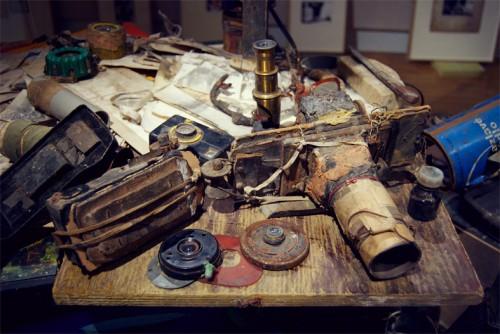 Miroslav Tichy, photographie, appareils photos,art singulier,récupération