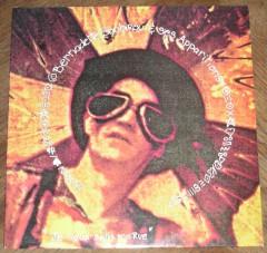 Bernadette Soubirou et ses apparitions, Je vous salis ma rue, rock alternatif, vinyl numéroté
