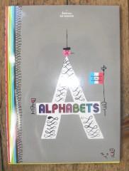 Cahiers de l'articho, typographie, graphisme, illustration, massin, alphabet, abécédaire, édition