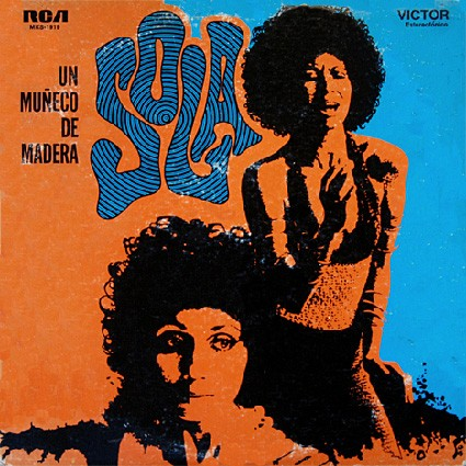 Sola,Tabu-tabu, musique,mexique, -EP RCA 1973