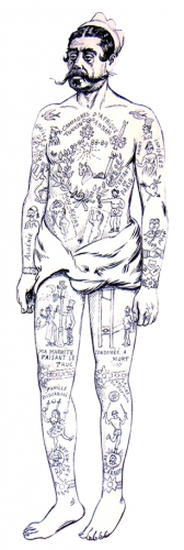 alfred Le petit,dessin,caricature,hopital,dessin,peinture