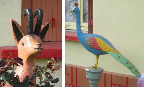 environnement, art singulier, Quesnoy sur airaines, Monsieur goldoni, édition, insolite, sculpture, somme, picardie, Francis David