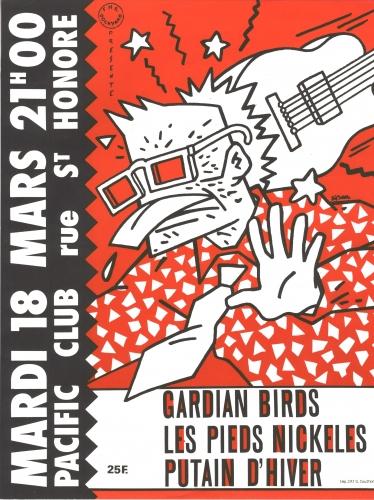 musique,guerre froide,Yves Royer,bebert,the trices,strangemen,philippe bretelle,amiens underground,punk, rock