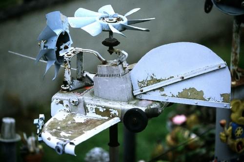 Girouettes,Bodan Litnianski,art brut,wind vanes,art insolite,art singulier,benjamin teissedre,Laurent Jacquy,Picardie,Aisne,Viry-Noureuil