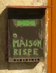 Maison Rispe, architecture spontanée, création franche, art brut, art singulier, art insolite, inspirés du bord des routes, photos Yann Paris et Mélissa Valade.