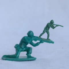 Détournement de soldats,Laurent Jacquy. 2014.jouet,soldats de plastique,cabotins,figurines,laurent jacquy,art modeste