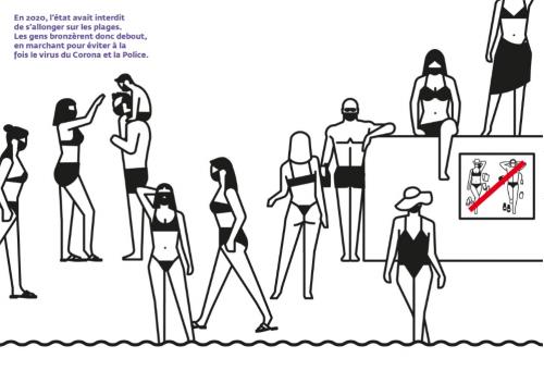 Ruedi Baur, Odyssée Khorsandian, graphisme,design graphique,illustration,démocratie,résistance