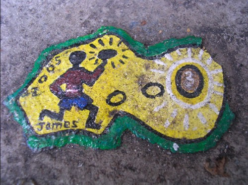 Dalton Ghetti, Ben Wilson, Miniature, Sculpture sur crayon de bois, Peintre sur chewing gum, sloan Howard, peinture street art, aart singulier, art insolite
