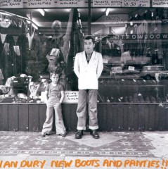 ian dury, baxter dury, rock, punk, musique, cd, sex & drug & rock'n