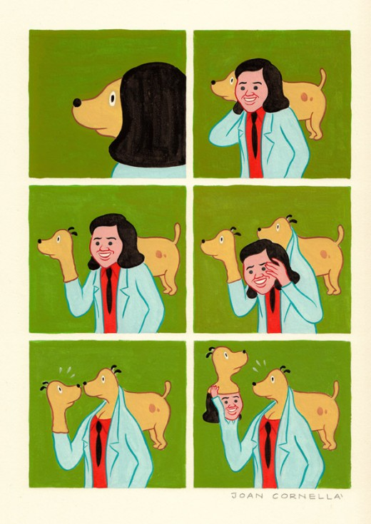 Joan Cornellà,illustrateur,illustration,humour,art modeste,Bd