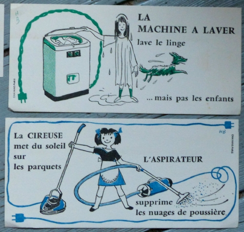 imagerie populaire, buvards,brocante,collection,dessin,