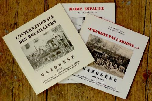 revue gazogene,jean françois maurice,art brut,art singulier,édition,cahors