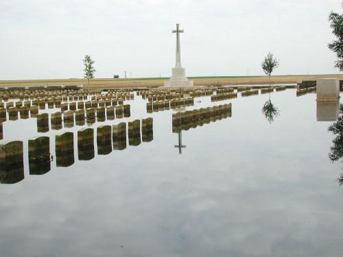 cimetière militaire,14-18,inondation,photo inédite,laurent jacquy,Somme,(80)