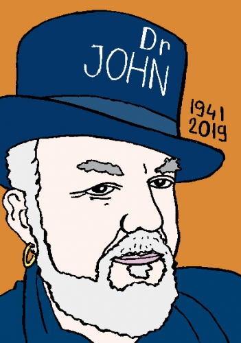 leon redbone,dr john,musique,blues