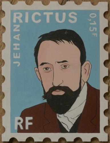 Jehan Rictus, Virus, Laurent Jacquy, peinture,Au Diable Vauvert, livre,Cd,politique,résistance