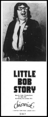 Little Bob, Rock, Blues, musique