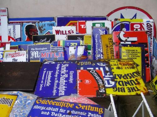 plaques émaillées,collection,brocante,publicité ancienne,réclame