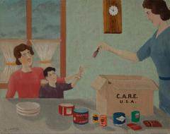 arat brut, art singulier, peinture, wolfi, combas, Albert Dupont