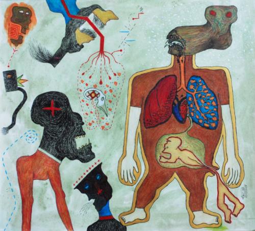 nicole esterolle,ert singulir,art insolite,peinture,sculpture,création,graphisme,jean-jacques tachdjian