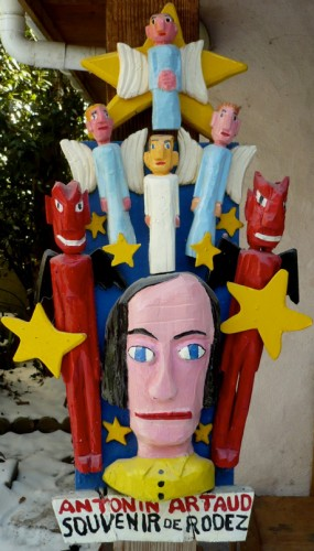 yann paris,sculpture bois,art populaire,art singulier,portraits