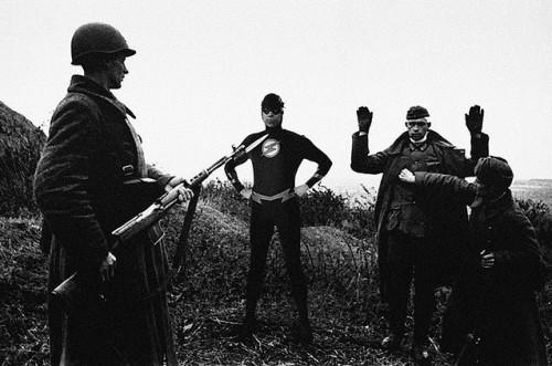 super héros,détournement,photographie,Agan Harahap,photomontage