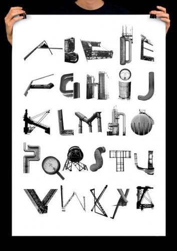 Les cahiers de l'articho, graphisme, illiustration, Massin, alphabet, abécédaire, Matt Konture, yassine, Gwénola Carrère,