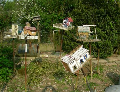 art singulier, architecture, création spontanée, somme, Picardie, sculpture, naïf
