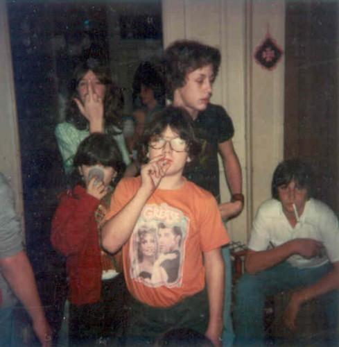 no comment, jeunes fumant