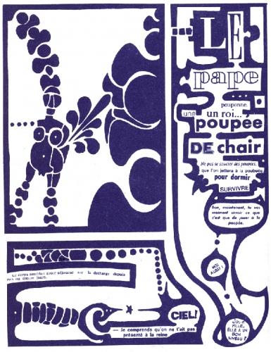 thierry agullo,le soleil noir, Molinier,édition,typographie,