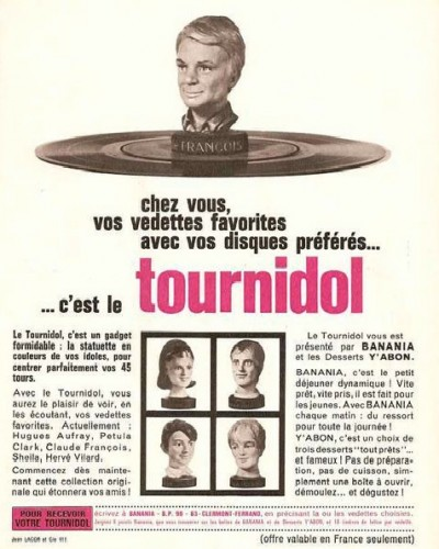 tournidol, collection