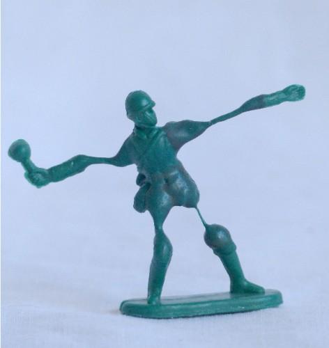 détournement,jouet,soldats de plastique,laurent jacquy,art modeste,cabotins,figurines,