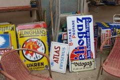 Art populaire, art modeste, Brocante, Collections, Dans la rue, Plaques émaillées,réclame,publicité